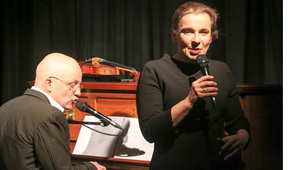 Tina Teubner & Ben Süverkrüp